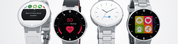 Alcatel One Touch Smart Watch